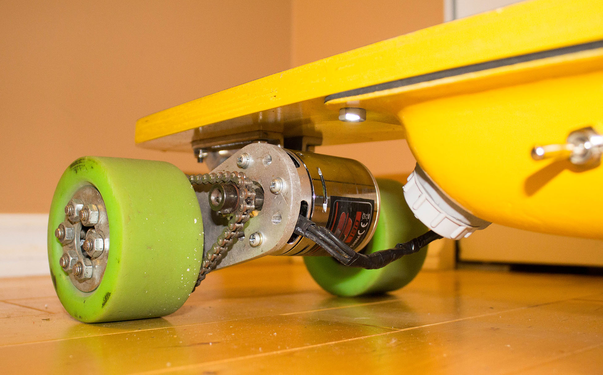 Riverside Student Creates Advanced Electric Skateboard Riverside Eddy