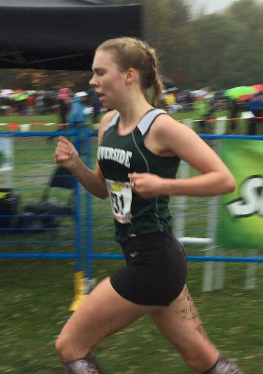 Olivia Willet cross country article use