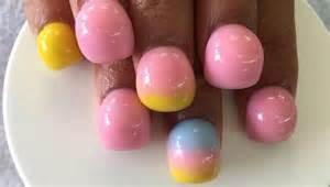 bubble nails
