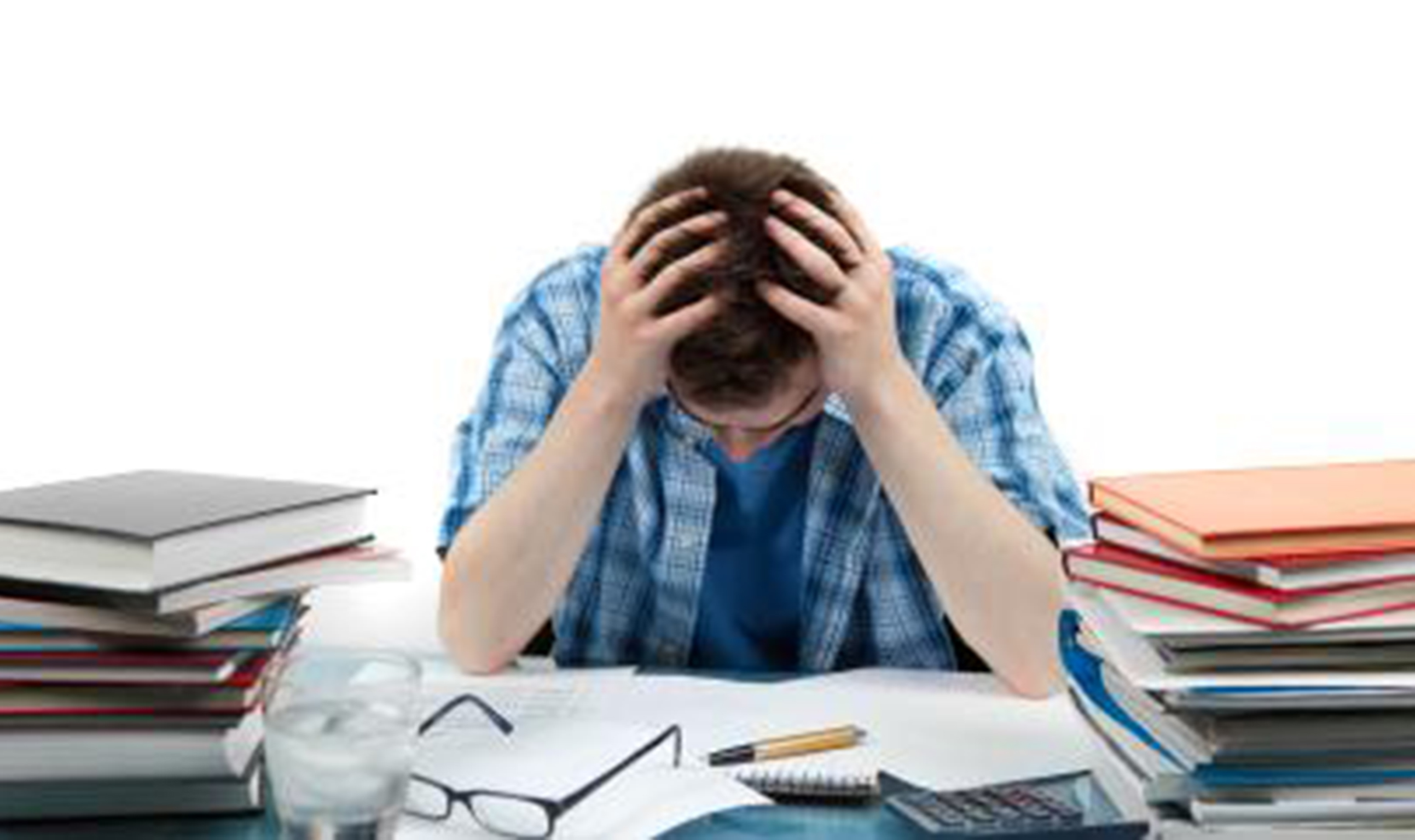 student stress and responsibilities do more harm than good
