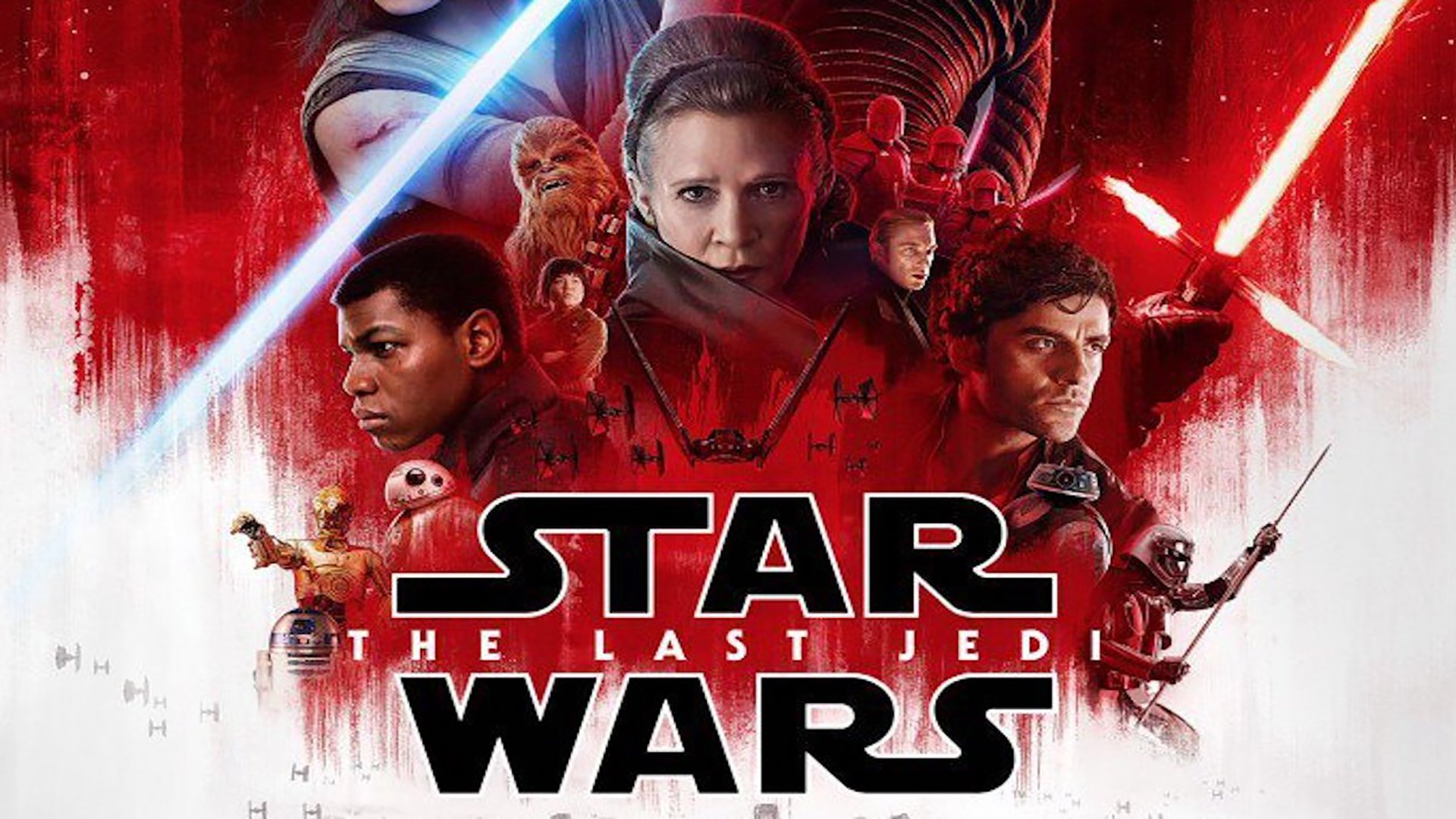 Star Wars The Last Jedi Delivers A Flashy But Nonsensical Story To Theaters Riverside Eddy
