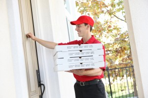 Pizza-Delivery Guy